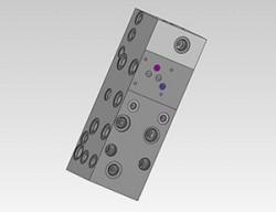 hydraulic-manifold-3d-cadcam